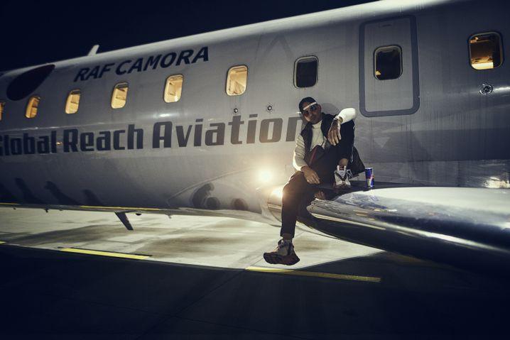 Rapper RAF Camora
