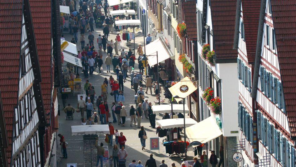 Kirchheim unter Teck, Baden-Württemberg