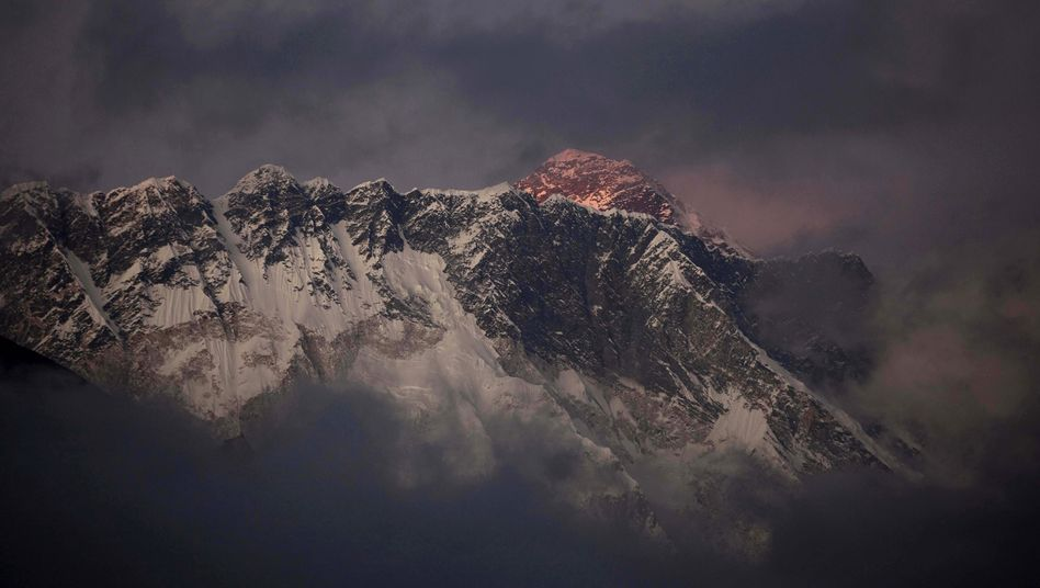 Mount Everest: Ist die Erderwärmung noch beherrschbar?