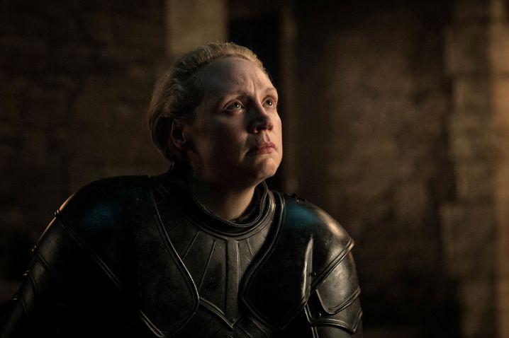 Brienne of Tarth (Gwendoline Christie): getreue Guerilla-Ritterin