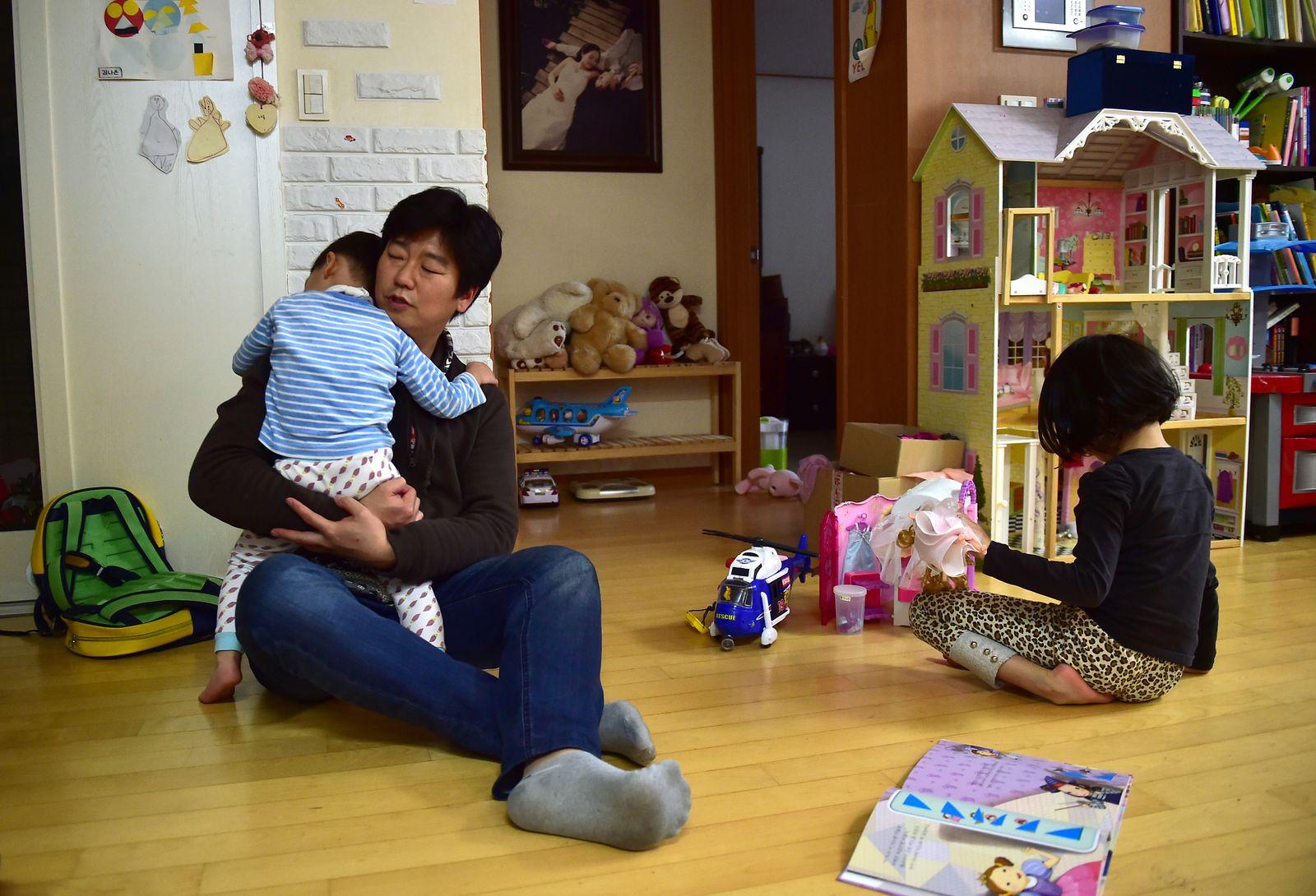 DOUNIAMAG-SKOREA-POPULATION-BIRTH-FAMILY-GENDER