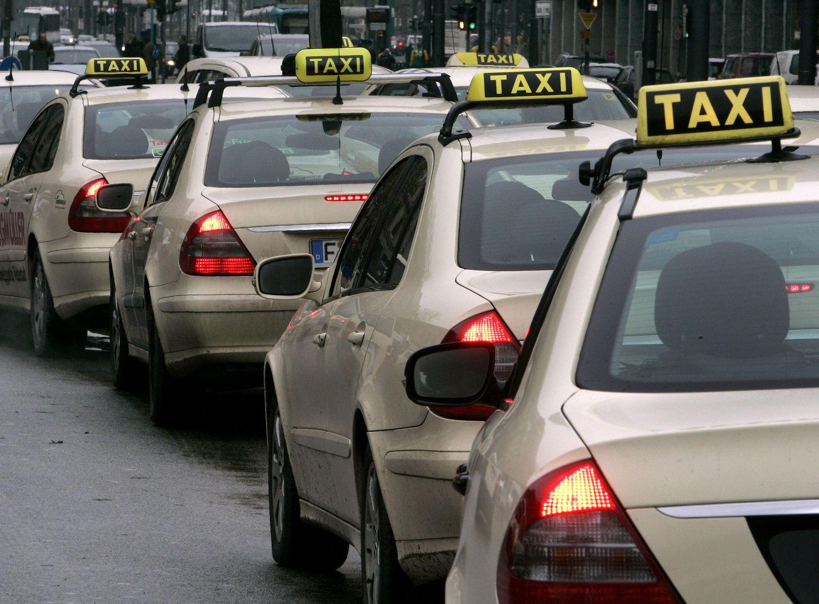 Taxi / ADAC Test