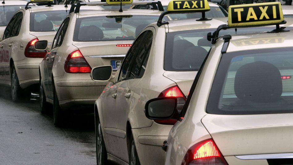 Taxispreise: München liegt weltweit auf Platz drei, Frankfurt auf Rang acht
