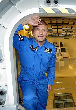 Astronaut Schlegel: Als zweiter Deutscher zur ISS