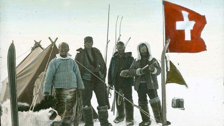 Grönland-Durchquerung: Pioniertat einer Schweizer Expedition