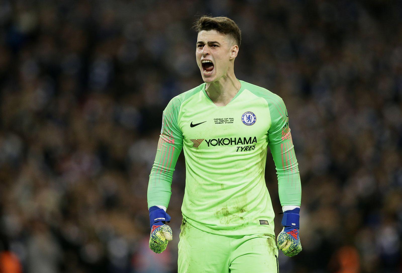 Liga-Pokal: FC Chelsea - Manchester City