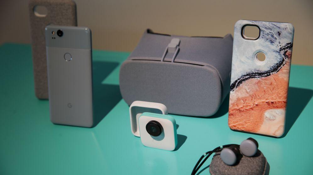 Bluetooth-Headset: Das sind Googles Pixel Buds