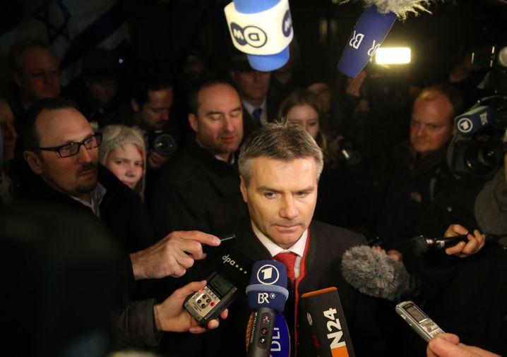 """Landshuter Landrat Peter Dreier (Freie Wähler) in Berlin: """"Eine Verzweiflungsaktion"""""""