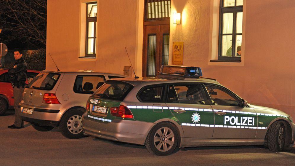 Amtsgericht Dachau: Tödliche Schüsse auf Staatsanwalt