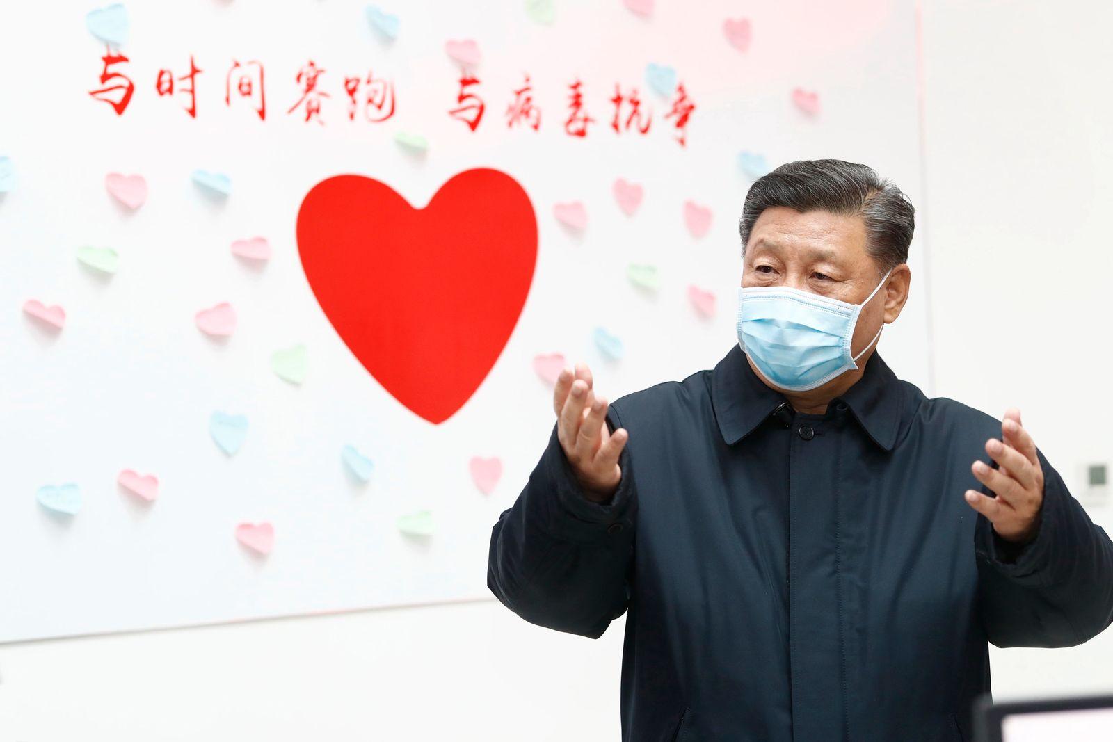 Coronavirus - Xi unter Druck
