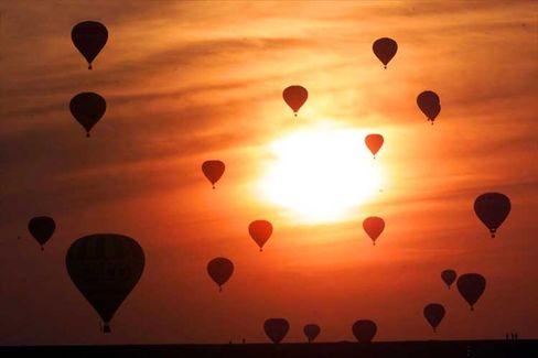 Ins Gedächtnis montiert: Psychologen erzeugen falsche Erinnerungen an Ballonfahrten, die nie stattgefunden haben