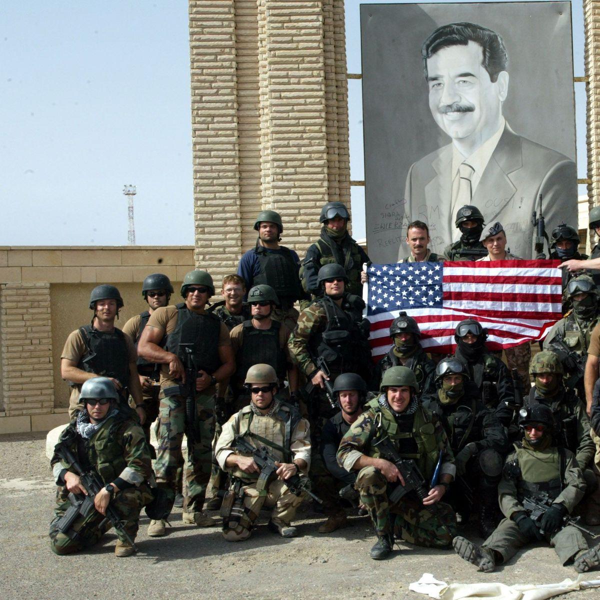 did we declare war on iraq