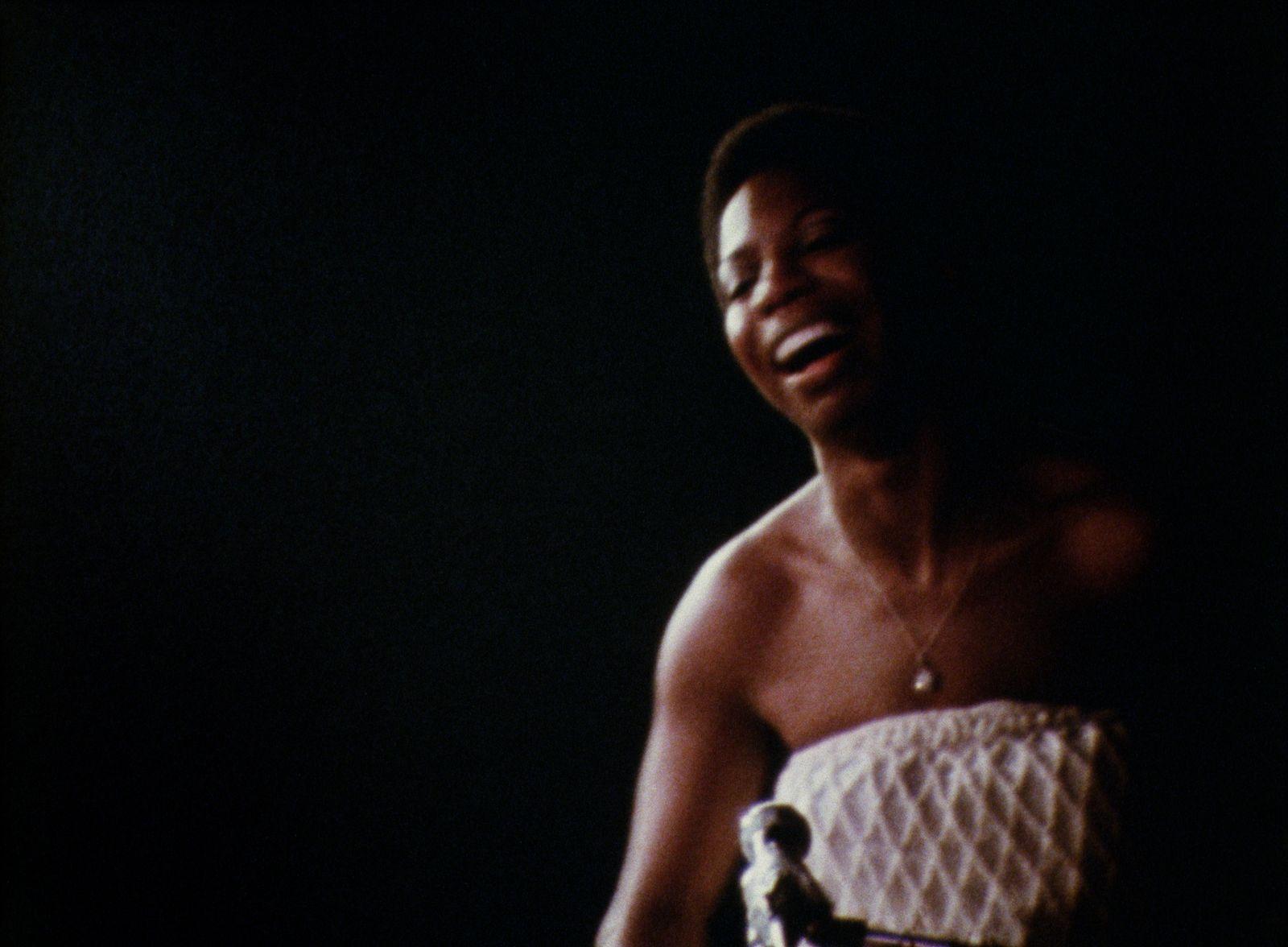 EINMALIGE VERWENDUNG TV/ Nina Simone
