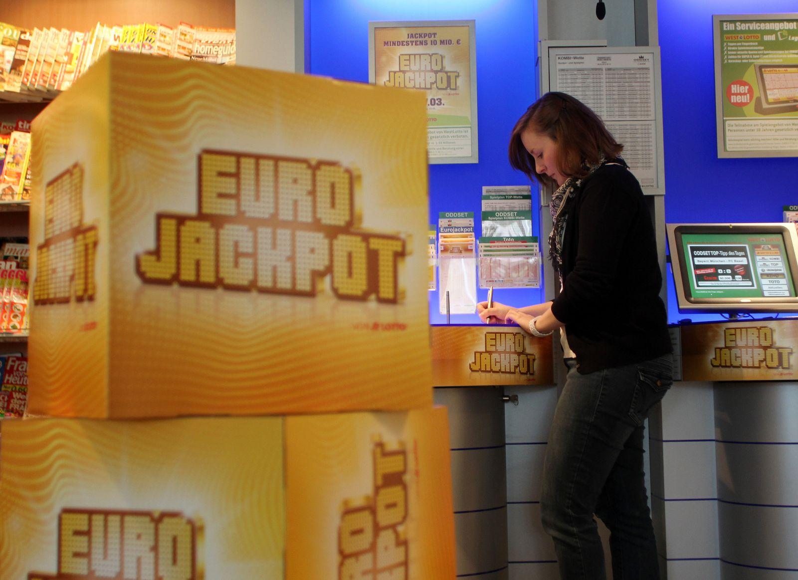Eurojackpot Gewonnen Wo Melden