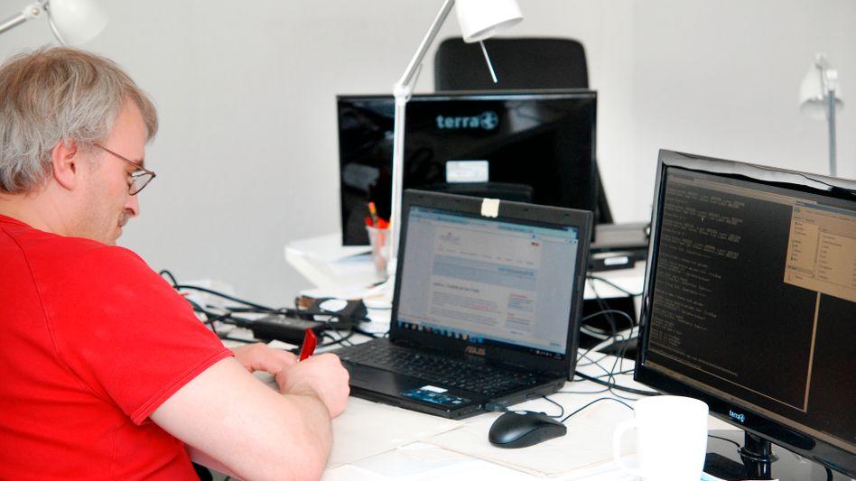 Mitarbeiter des IT-Unternehmen Auticon: Autisten als Mitarbeiter gesucht