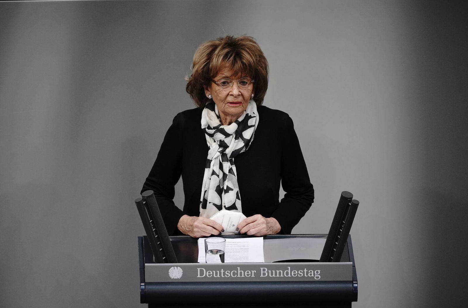 Holocaust-Gedenktag - Berlin