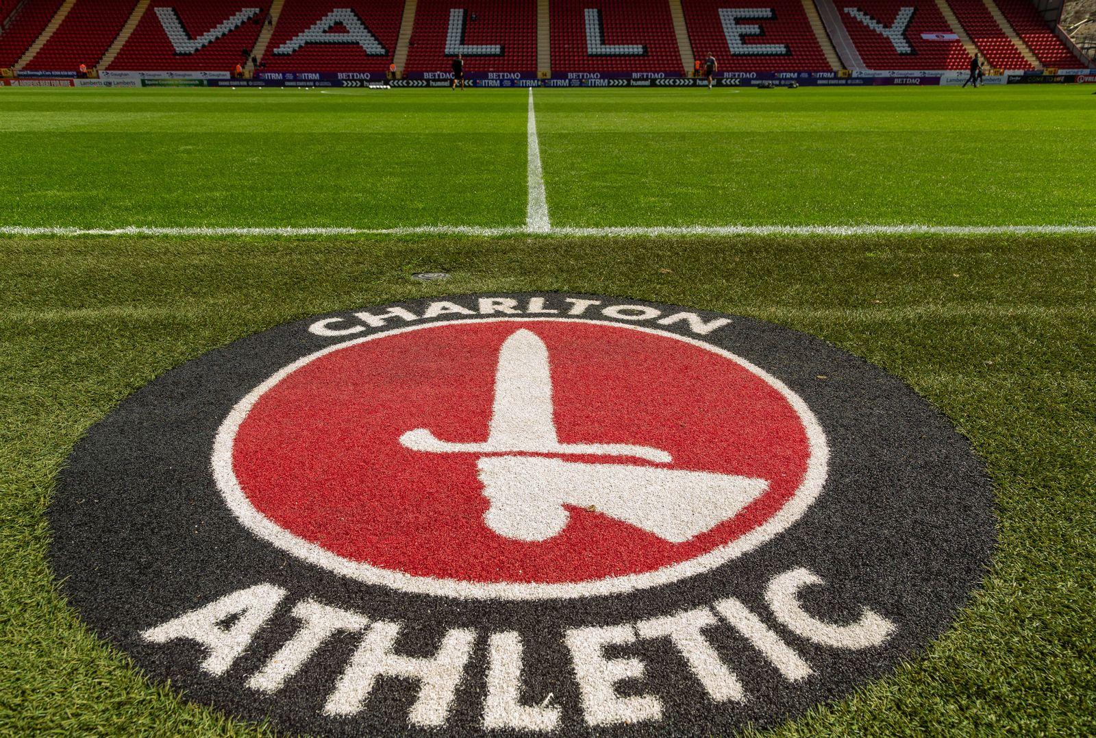 EINMALIGE VERWENDUNG Charlton Athletic/