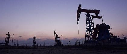 Ölfeld in China: Der Rohstoffhunger gerade von Schwellenländern wächst trotz der steigenden Preise