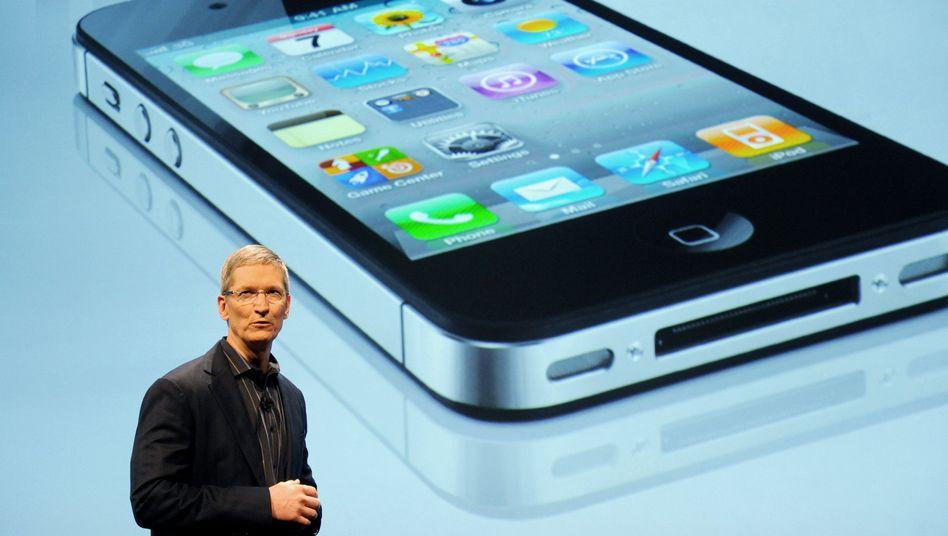Patentierte Touchscreen-Technologie: Apple liegt mit anderen Mobilfunk-Herstellern im Clinch