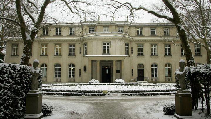 Holocaust: Wannsee-Konferenz - die kalten Bürokraten des Genozids