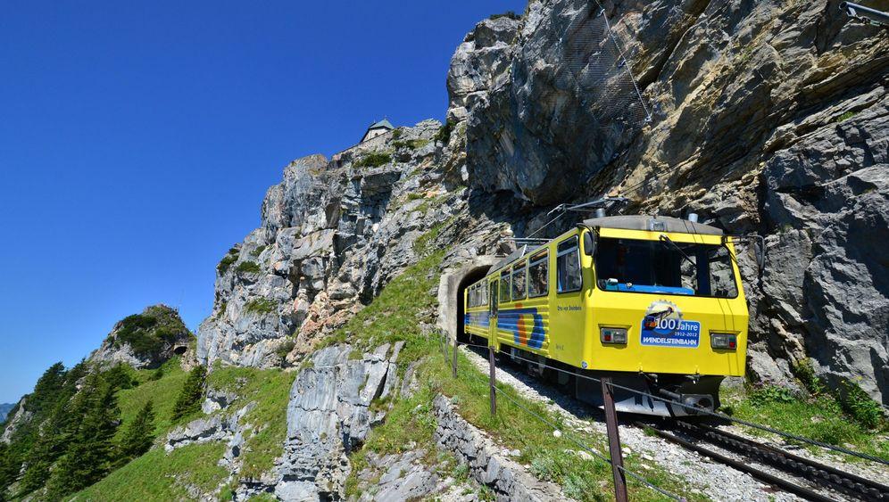 100 Jahr Wendelsteinbahn: Technisches Wunderwerk in den Alpen