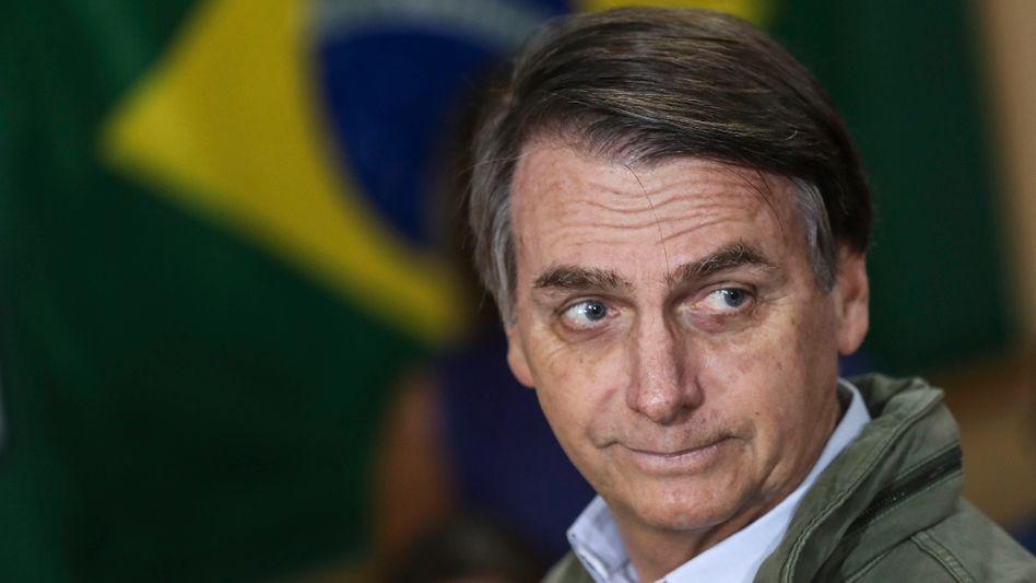 Jair Bolsonaro: Sieht sich tot, im Gefängnis oder im Präsidentenpalast