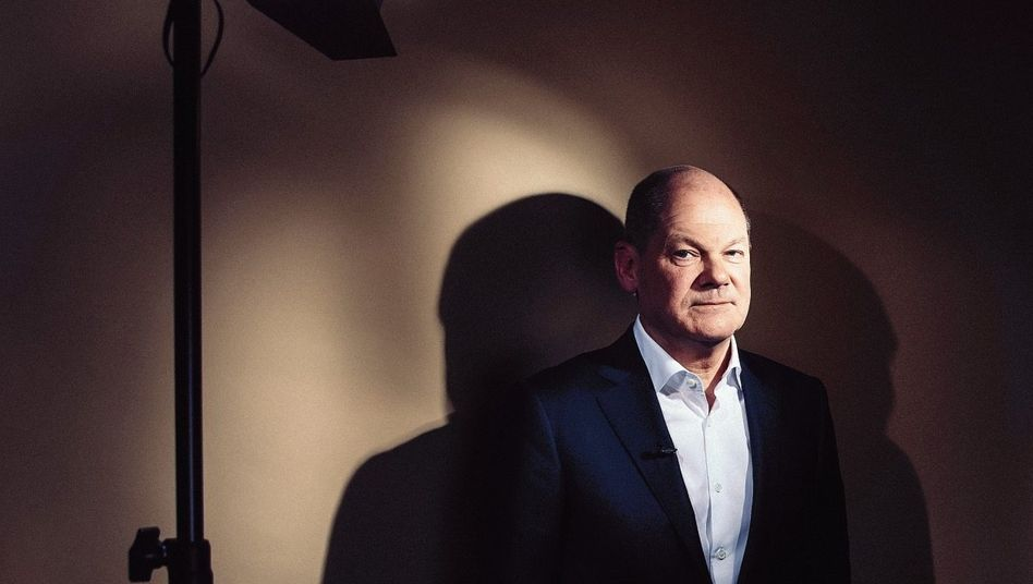 Finanzminister Scholz: Im Fokus des Skandals