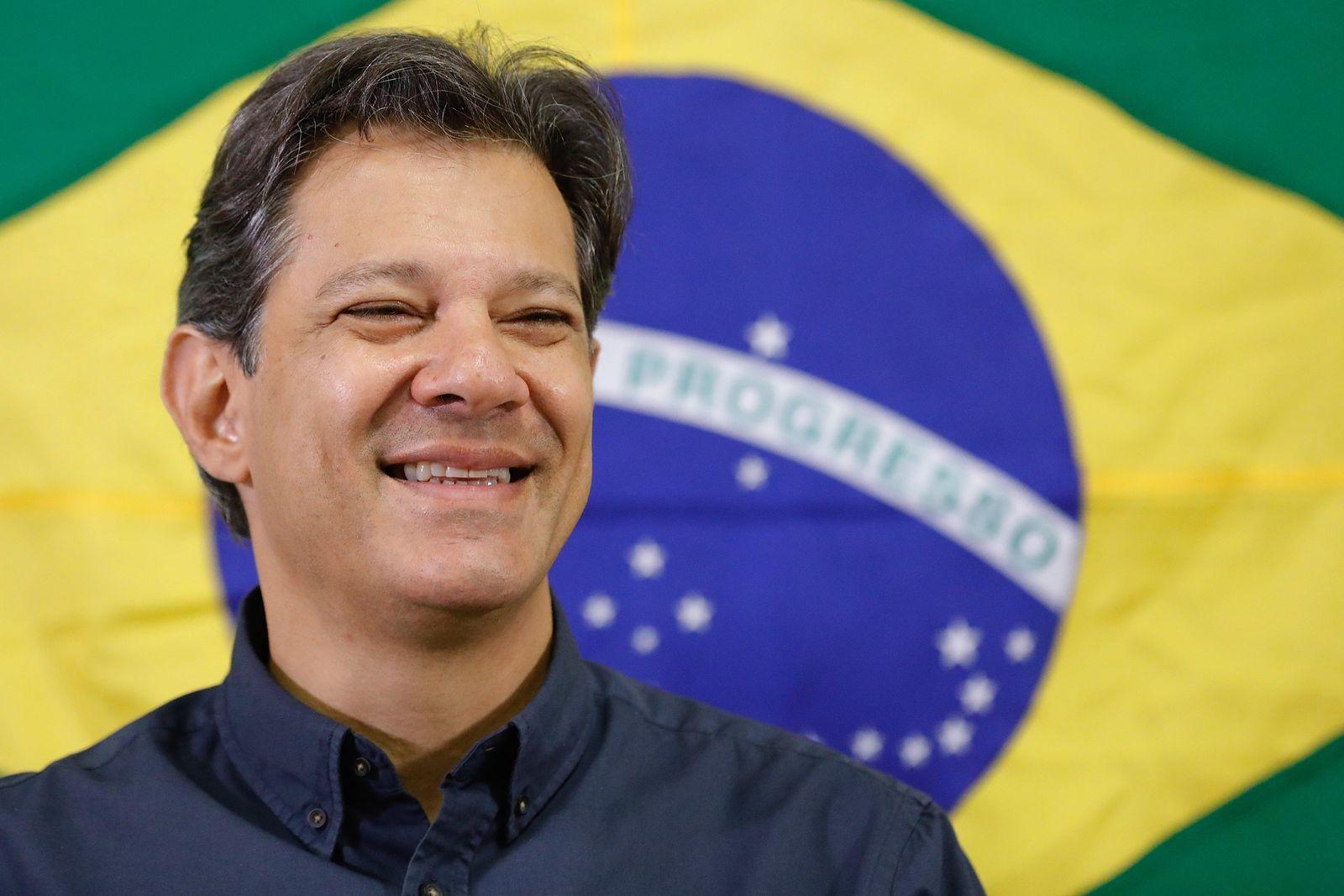 Fernando Haddad / Arbeiterpartei