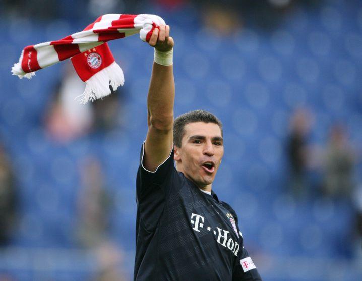 Abwehrspieler Lucio: Von München nach Mailand
