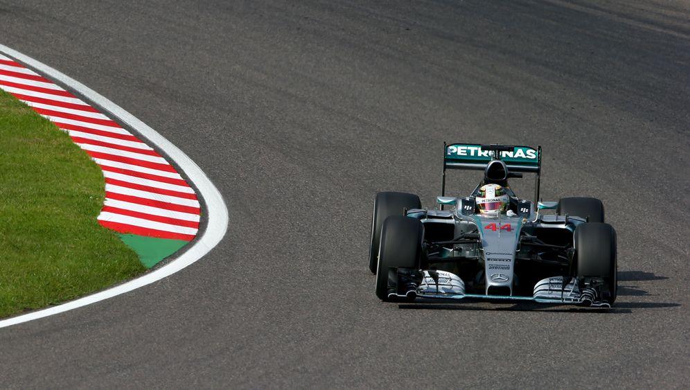 Formel 1: Am Start fällt die Entscheidung