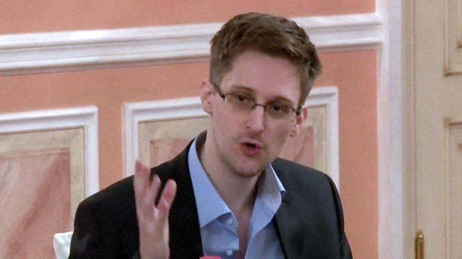 Edward Snowden: Die Zeit wird knapp