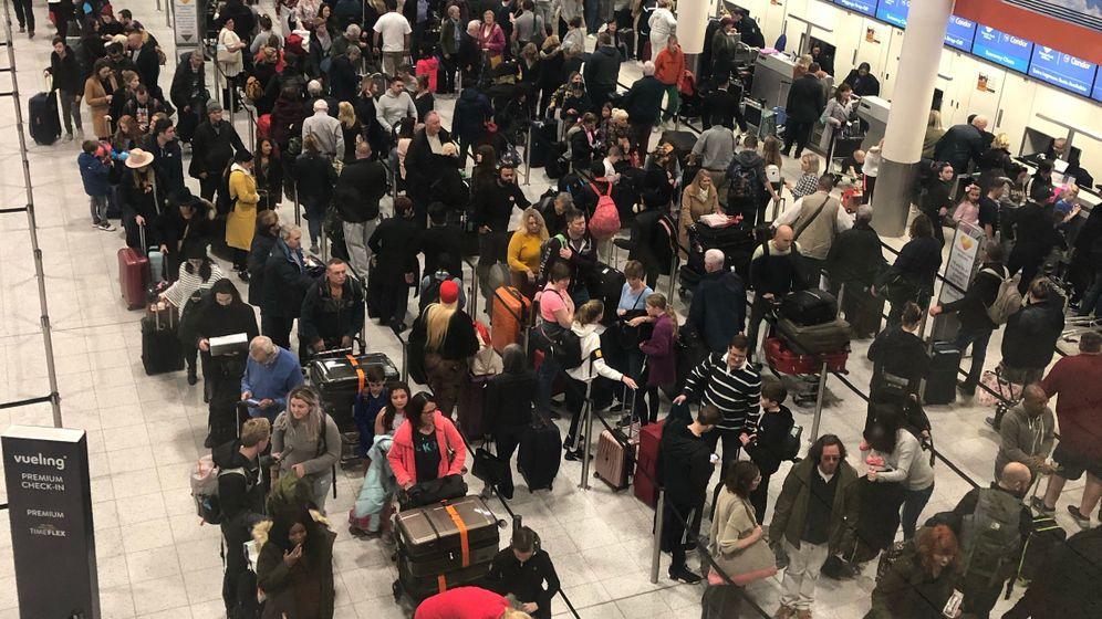 Drohne über London-Gatwick: Airport streicht alle Flüge