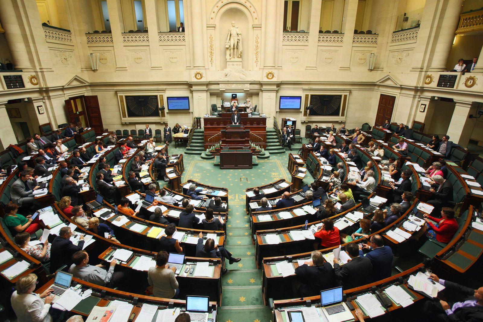 Belgien Parlament