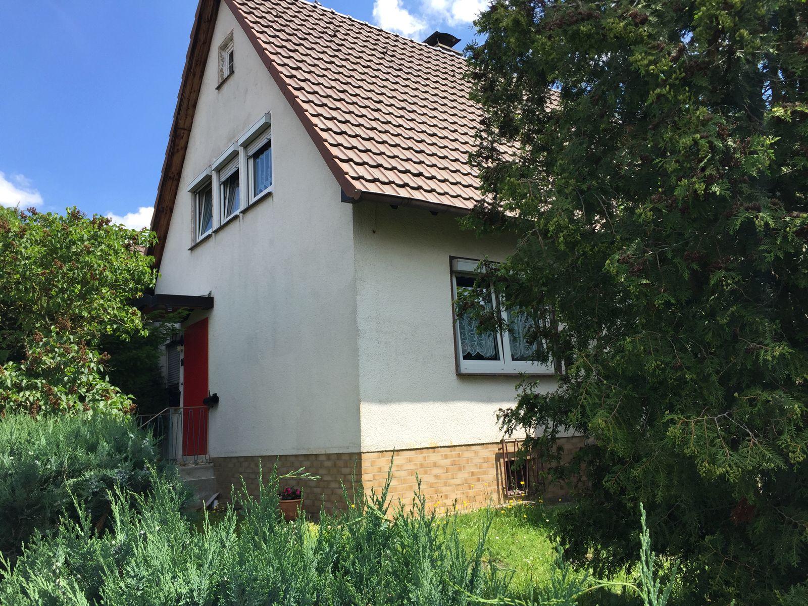 Kassel/ Fall Walter Lübcke/ Haus des Verdächtigen