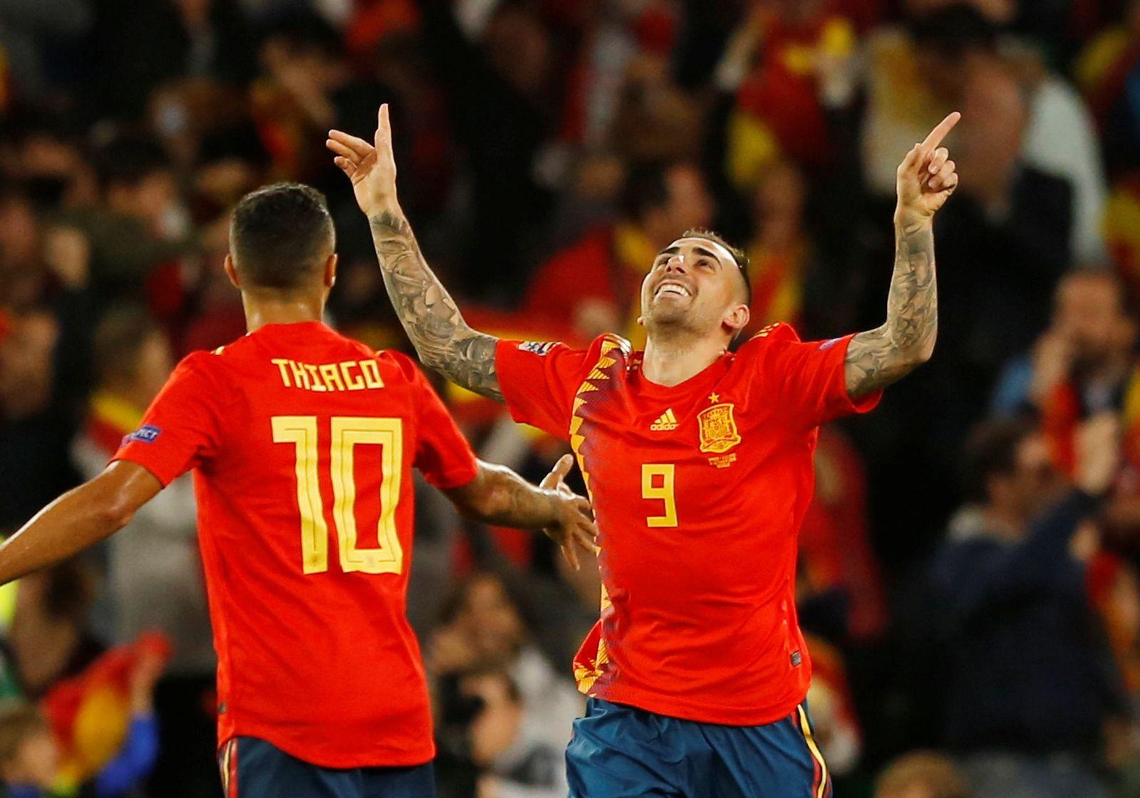 SOCCER-UEFA-NATIONS-ESP-ENG/