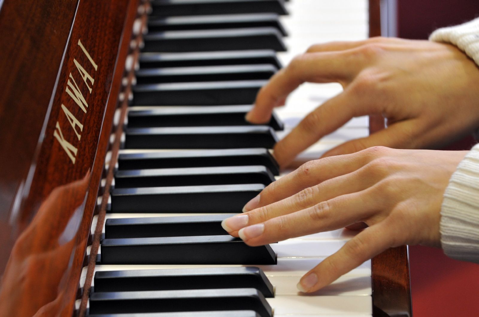 Klavier / Musik