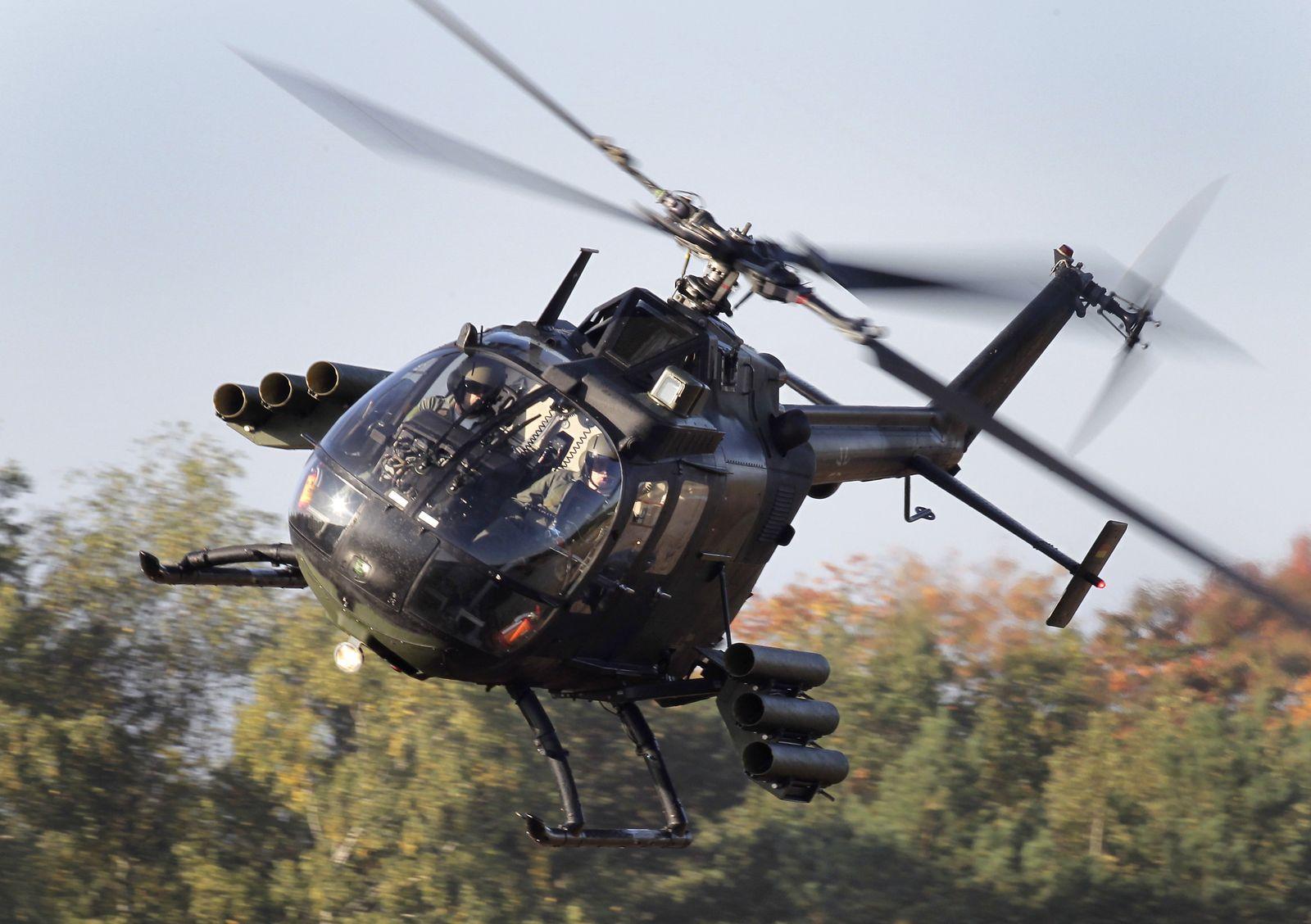 Rüstungsexporte/ Hubschrauber