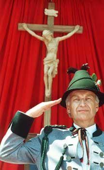 Edmund Stoiber (1993): Bayerns Regierungschef will Strafen für Gotteslästerung verschärfen