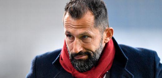 Bayern München: Hasan Salihamidzic rechnet mit Abgang von David Alaba