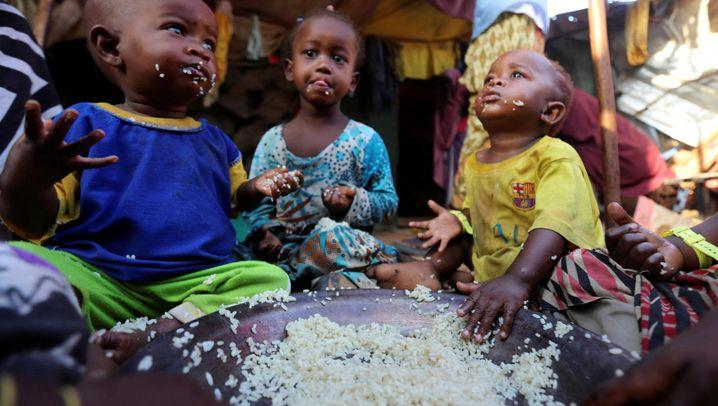 Somalia: Hungerkrise spitzt sich weiter zu