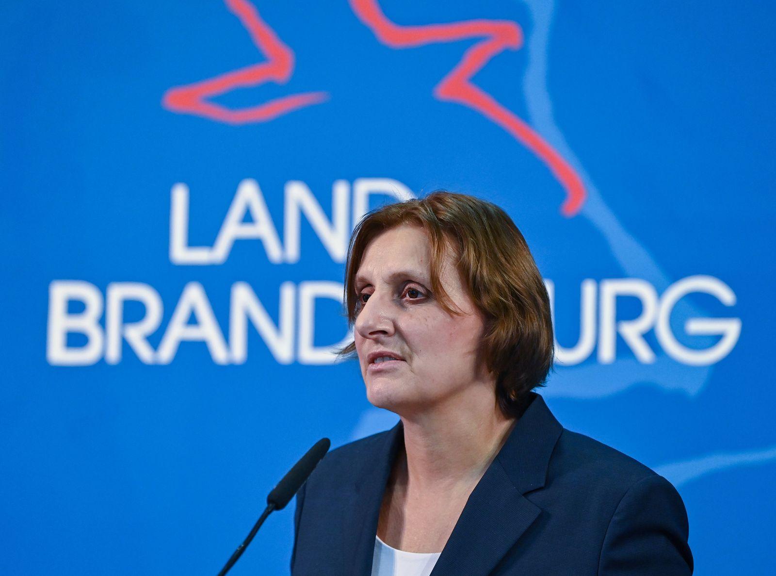 Coronavirus - Statements Landesregierung Brandenburg
