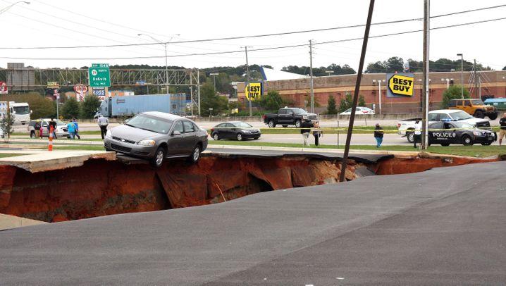 US-Bundesstaat Mississippi: Das Loch von Meridian