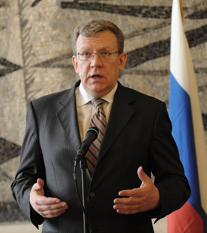 Alexej Kudrin (Archivbild)