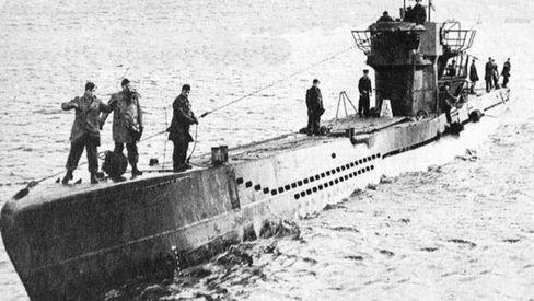 »U 1206« (1944): Tödliche Toilette an Bord