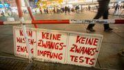 Dresdner »Querdenken«-Demo endgültig untersagt
