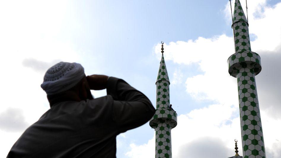 Centrum-Moschee in Hamburg: »sichtbarer machen.«
