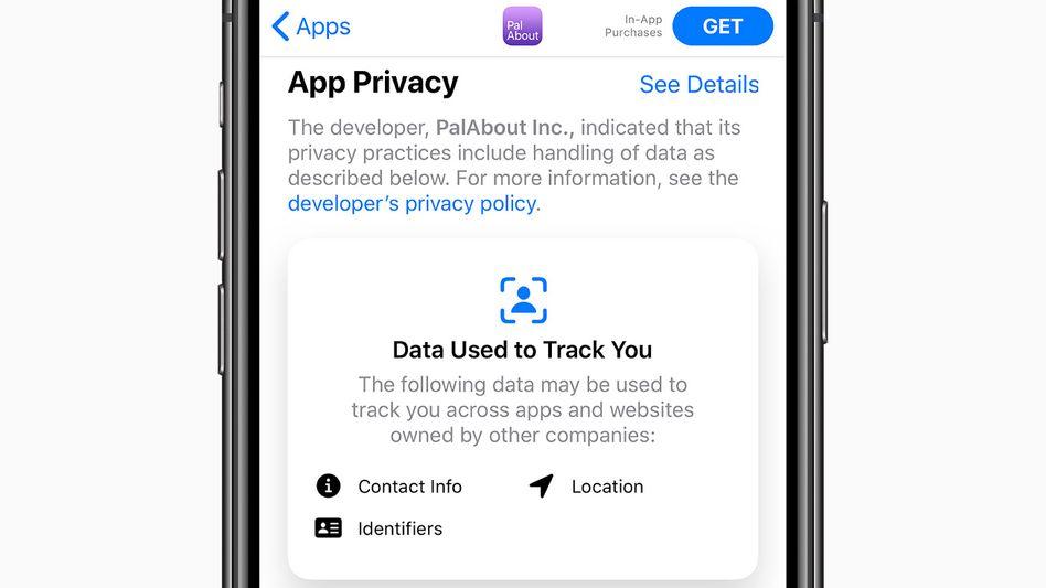 So sollen Apps künftig im App Store ihre Datensammlung erklären