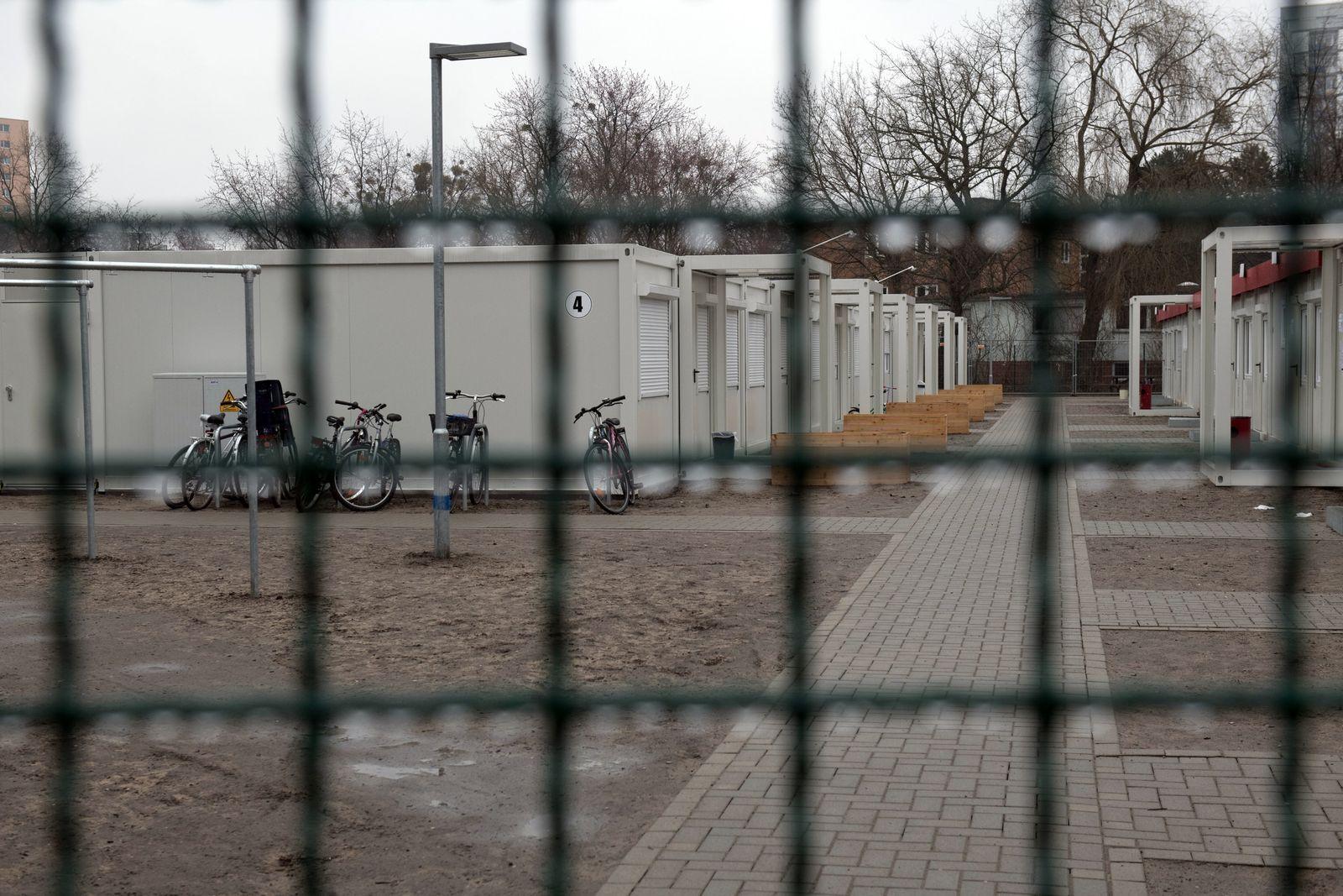 Neue Flüchtlingswohnungen - Berlin legt Standorte fest