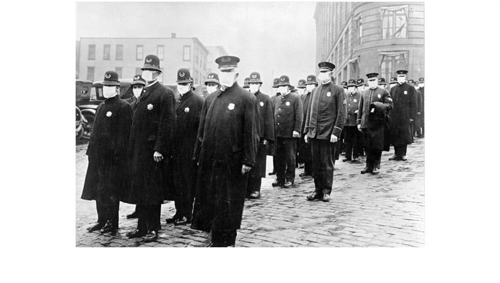 """Grippe-Katastrophe von 1918/19: """"Nehmen Sie alle Tischler und lassen Sie Särge herstellen"""""""