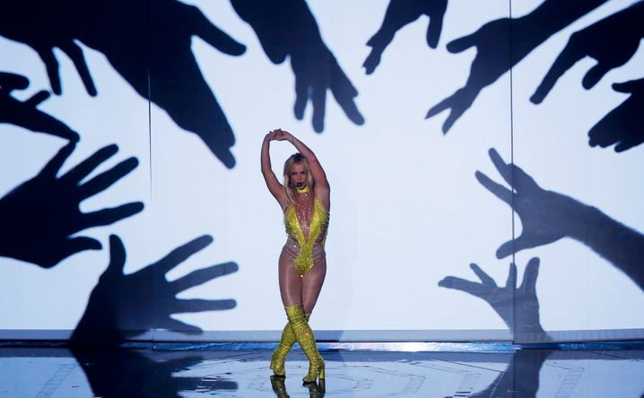 Sängerin Britney Spears: Reißen Sie sich mal zusammen